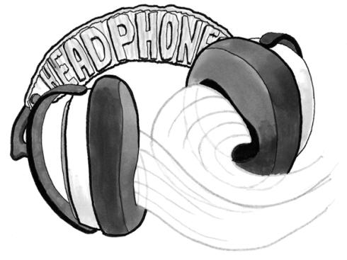 "I'm From Barcelona ""Headphones"""