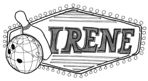 """Starlight Mints """"Irene"""""""