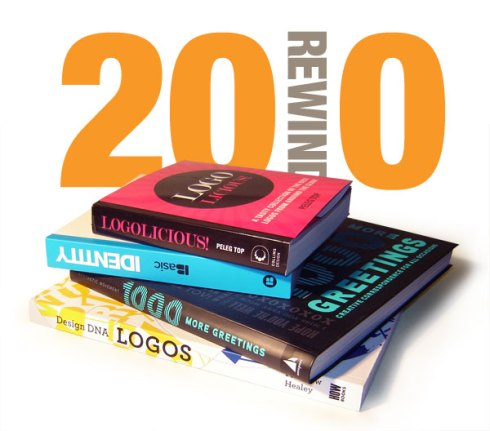 2010 Rewind books featuring the work of Creative Squall